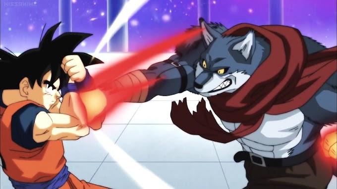 Capítulo 81 ¡Bergamo el demoledor contra Son Goku! ¡¿Quién de los dos posee un poder ilimitado?!