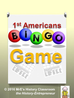 https://www.teacherspayteachers.com/Product/HISTORY-1st-Americans-BINGO-game-2577186