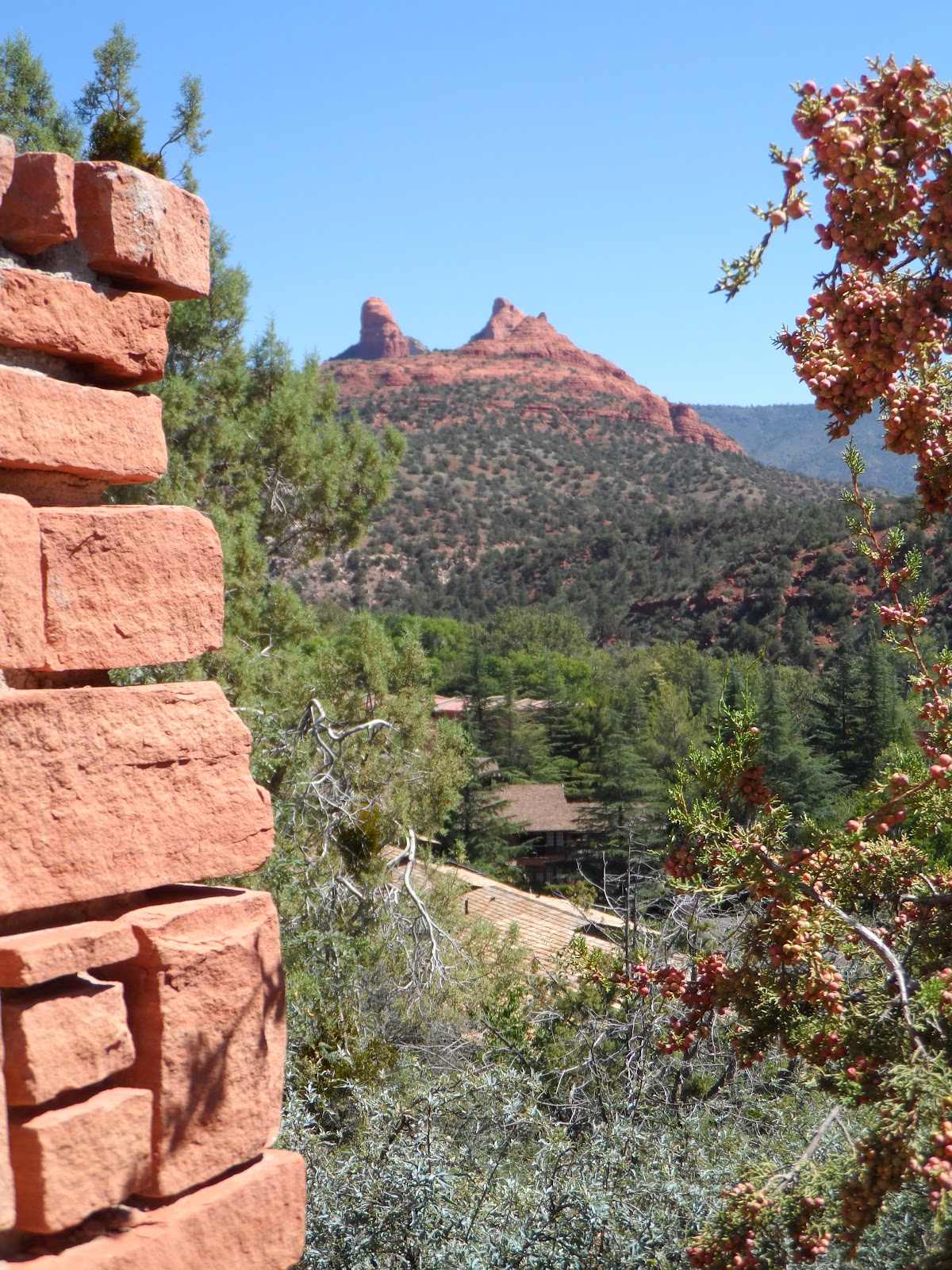 Focal Point Styling Sedona In September Vistas Amp Views