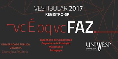MAIS UMA UNIVERSIDADE PÚBLICA GRATUITA EM REGISTRO-SP