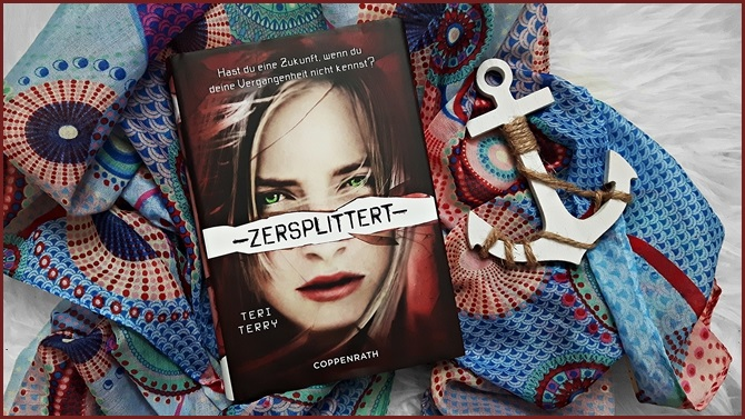 Rezension Zersplittert Slated Fractured Teri Terry Coppenrath