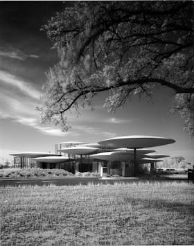 Futuristic Architecture in Oklahoma