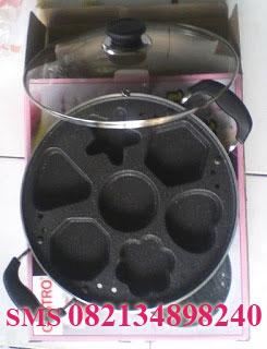 cetakan kue lumpur