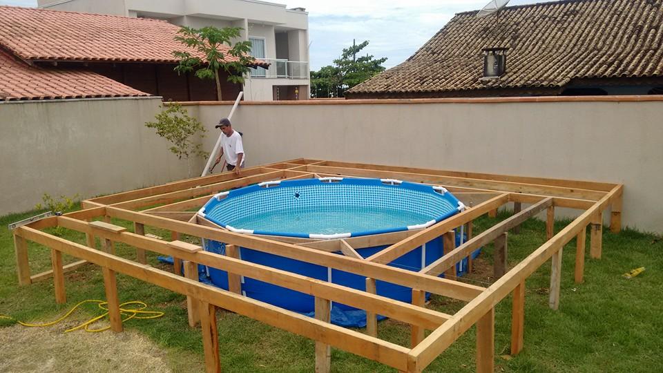 Házilag medence a kertedbe ! Összköltség 25 ezer forint - elkészítési útmutató - MindenegybenBlog