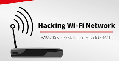 Cara Hacking Koneksi Wifi Password WPA2 Krack