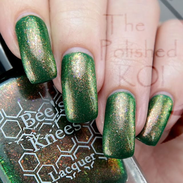 Bee's Knees Lacquer Thorns and All