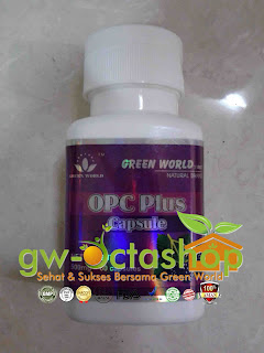 Green World OPC Plus Capsule