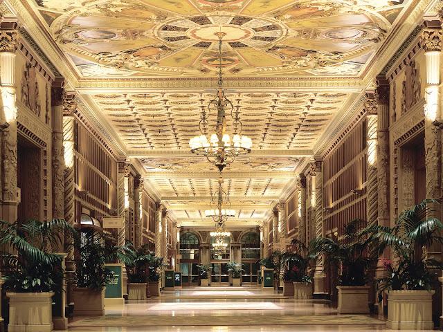 Millennium Biltmore Hotel em Los Angeles