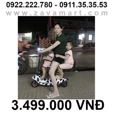 Lý do để mua xe điện mini E Scooter chính hãng