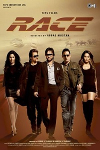 Download Race (2008) Hindi Movie 720p [1.5GB]