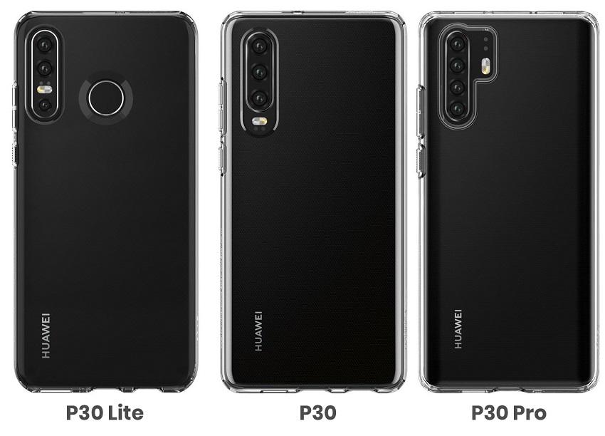 هواوي تعلن عن ثلاثة هواتف جديدة