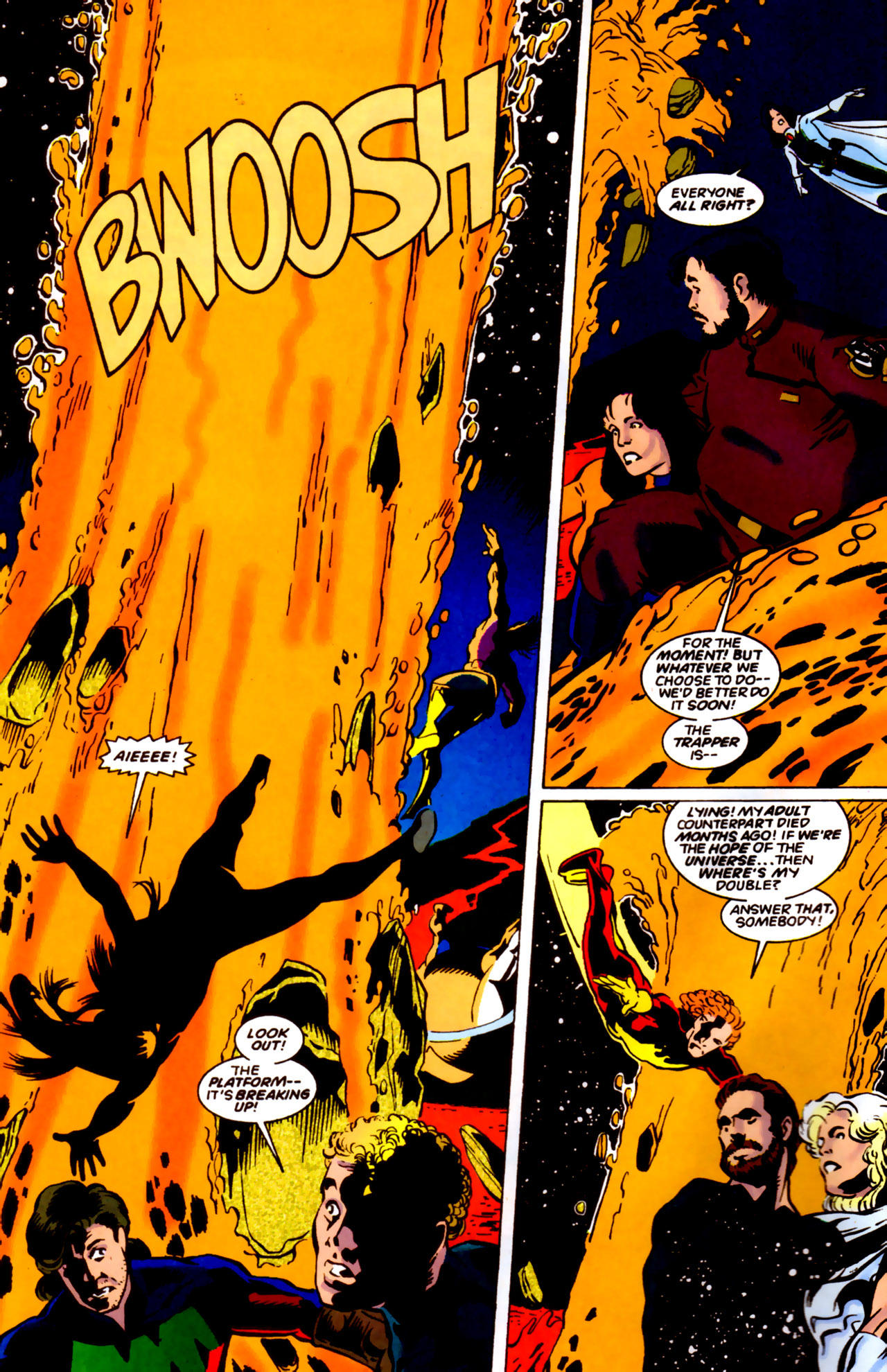 Legion of Super-Heroes (1989) 61 Page 11