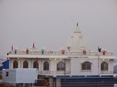 salasar hanuman temple jagadgirigutta