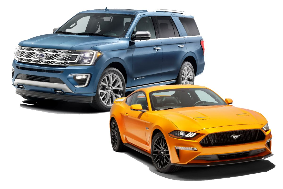 Ford philippines is bringing to market two of its greatest american hits the all new 2018 ford expedition and the revised 2018 mustang at mias
