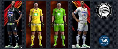 PES 2013 SK Sturm Graz kit 2016-17 by Radymir
