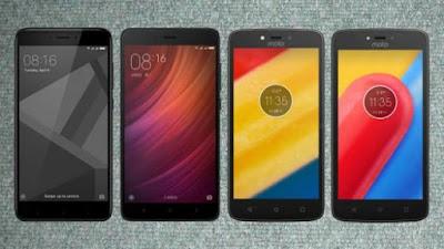 semakin banyak saja smartphone dengan spesifikasi lumayan mumpuni tapi harga banderolnya  Xiaomi Redmi 4A VS Lenovo Moto C Manakah Yang Lebih Unggul