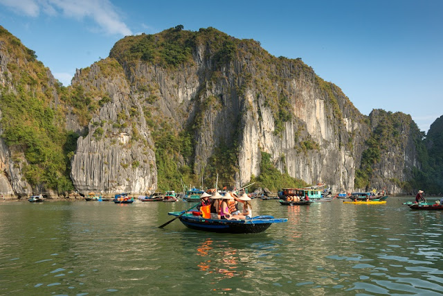 From Sapa to Halong Bay, here's our definitive guide. 3