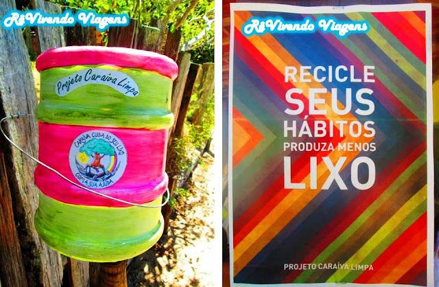 Projeto Caraíva Limpa