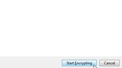 Encrypt Hard Drive Windows 7