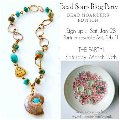 Bead Soup Blog Party Partner