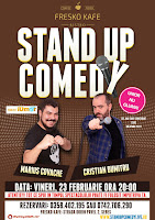 Stand-Up Comedy Sebes Vineri 23 Februarie