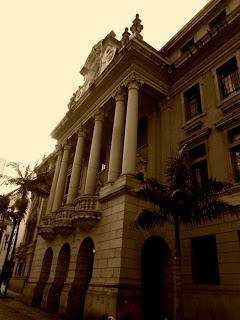 Faculdade de Direito da USP, em São Paulo
