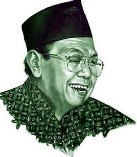 Biografi Singkat KH Abdurrahman Wahid (Gus Dur)