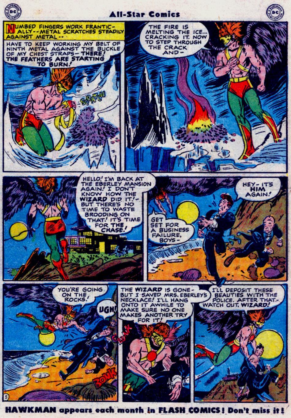 Read online All-Star Comics comic -  Issue #34 - 14