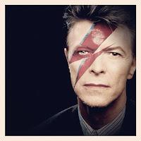 Portrait du chanteur David Bowie