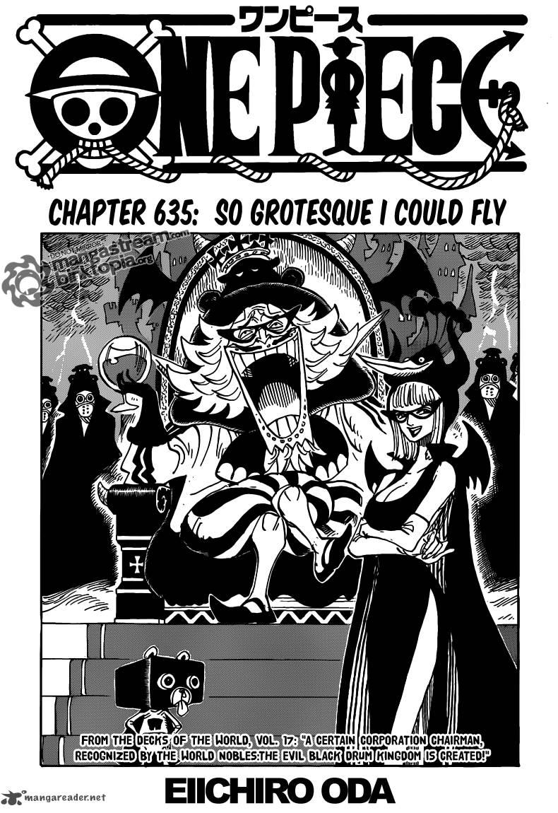 One Piece 635