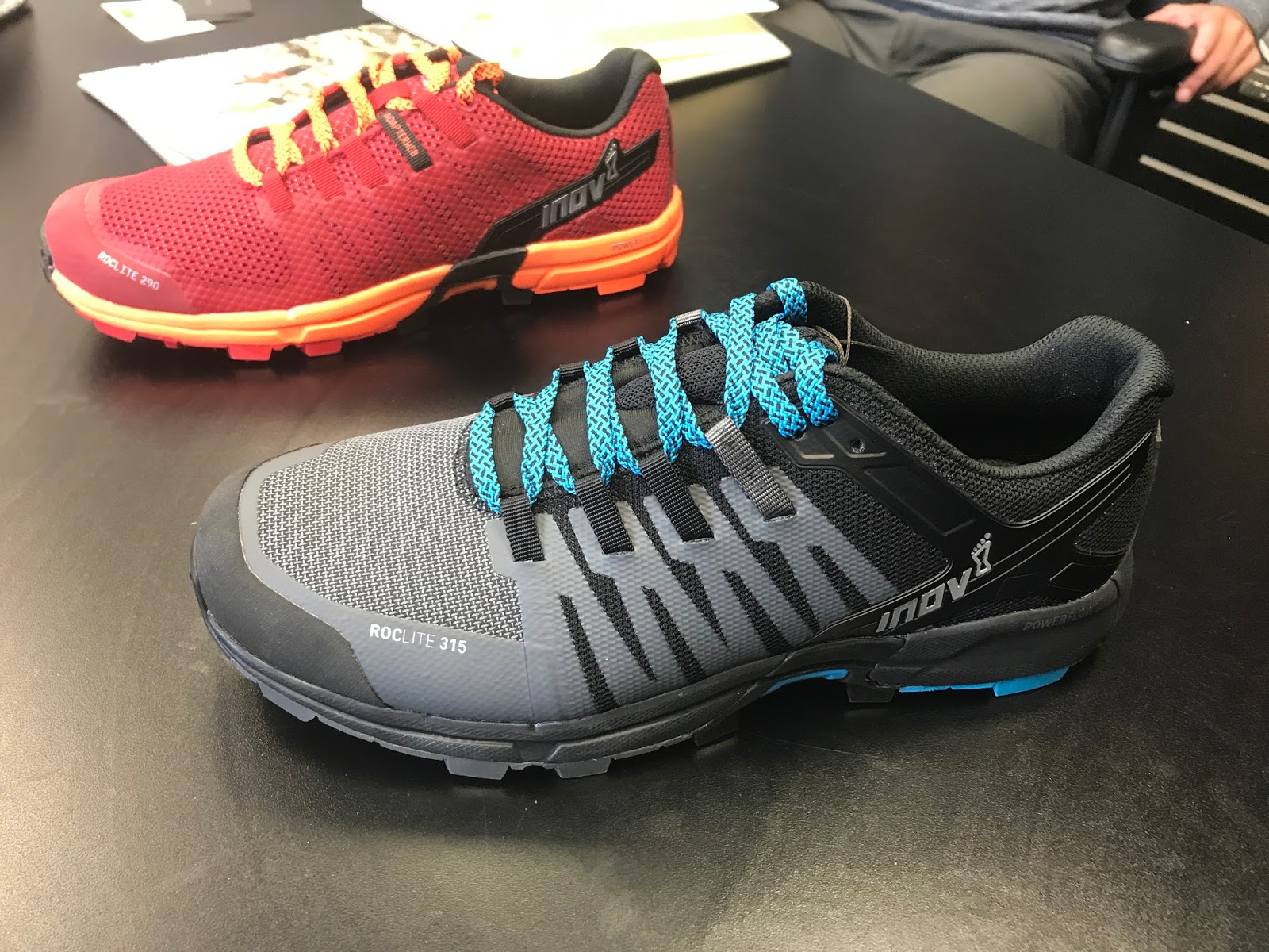 that Inov8 has stuck true to its mission of designing a wide array of  terrain specific models for ice and snow mud and wet rock mountain trail
