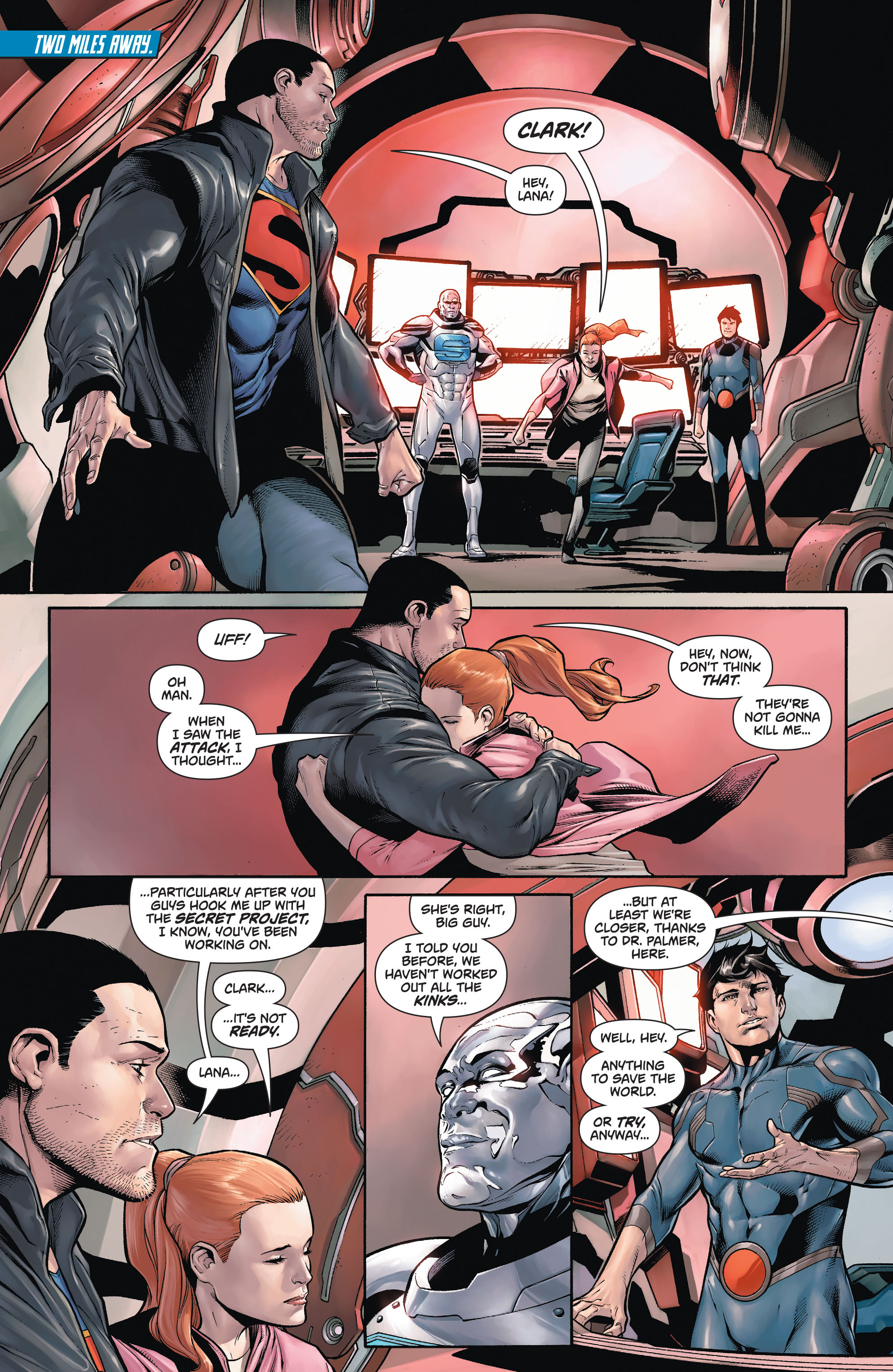 Read online Action Comics (2011) comic -  Issue #48 - 14
