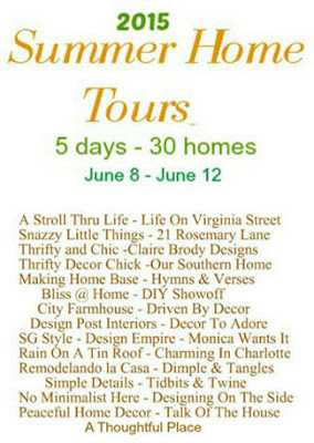 bloggers home tours