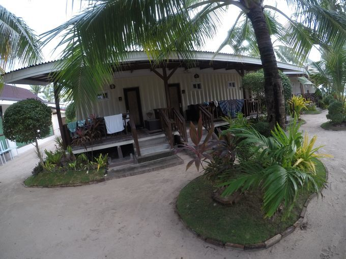 Courtyard Room at Anika Island Resort