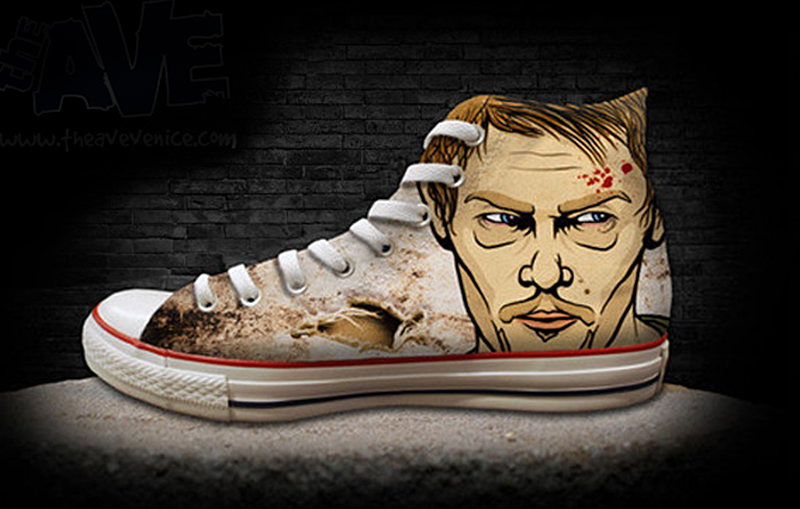 Daryl Shoes The Walking Dead