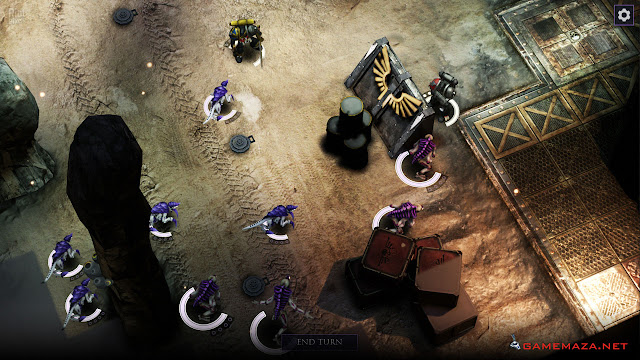 Warhammer 40000 Deathwatch Gameplay Screenshot 4