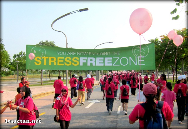 Stress Free Zone, yes?
