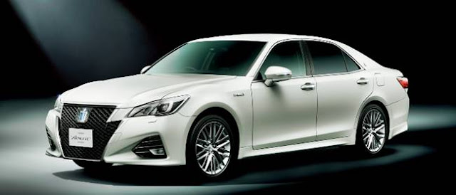 2018 Toyota Crown In USA