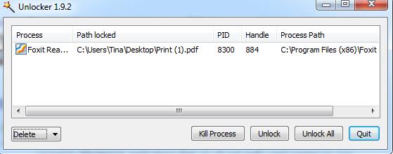 Cara Menghapus File Yang Tidak Bisa Dihapus