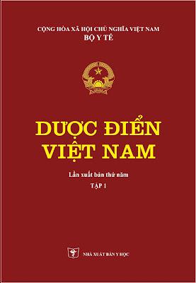 Dược điển Việt Nam V 5
