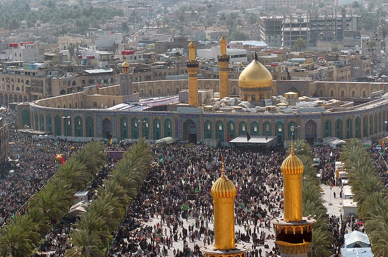 Imam Hussain Mosque, Iraq