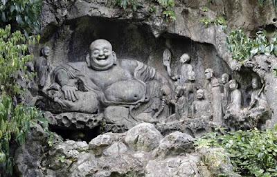 วัดหลิงอิ่น (Lingyin Temple: 灵隐寺) @ People.cn