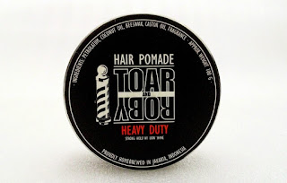 Pomade Toar And Roby Heavy Duty