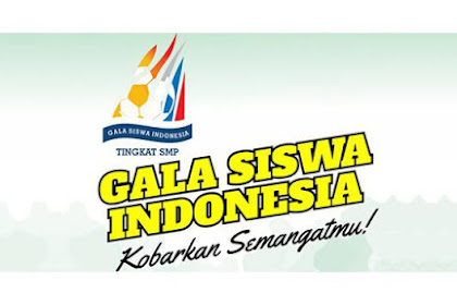 Juknis Gala Siswa (GSI) SMP Tahun 2019