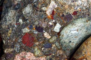 Multi-Colored Rock