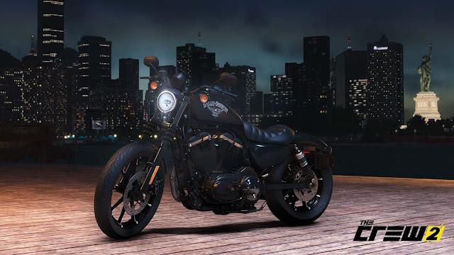 Harley-Davidson estará muy presente en The Crew 2