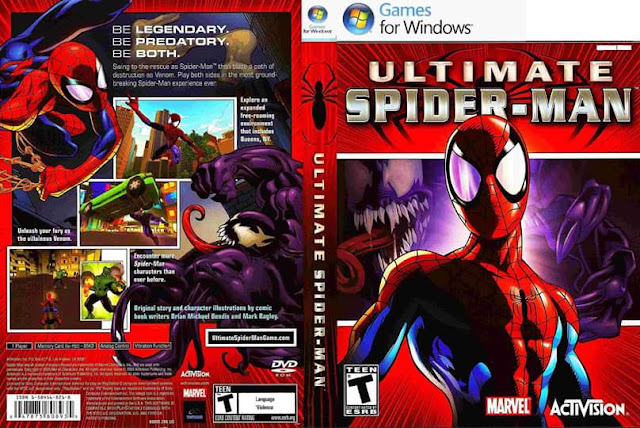 تنزيل لعبة المغامرات المميزة Ultimate Spider-Man بحجم 575ميجا فقط وبرابط واحد من ميديافاير