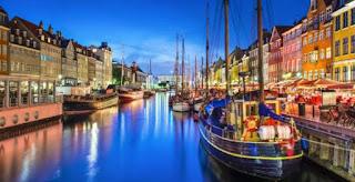 Κοπεγχάγη: Το πολύχρωμο κέντρο και οι πανέμορφες γειτονιές της πόλης