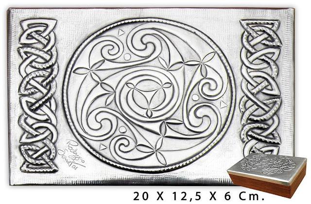 Caja Celta  B01 CIRCLE 06F