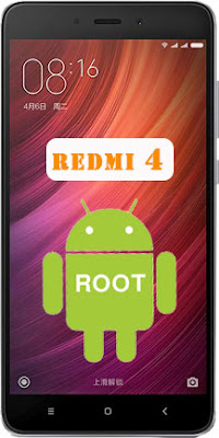 Cara Root Unroot Xiaomi Redmi 4 Tanpa PC